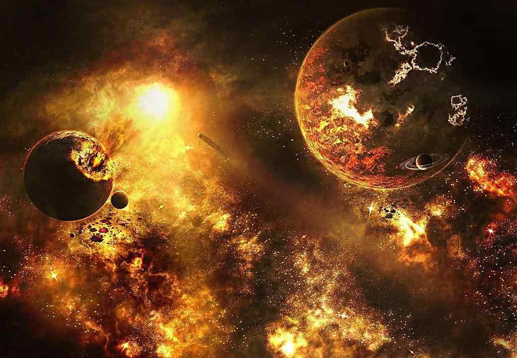 太空 科技 深邃 背景 浩瀚 航空 宇宙探索 科幻 星空 太空图片 人文_科幻壁纸