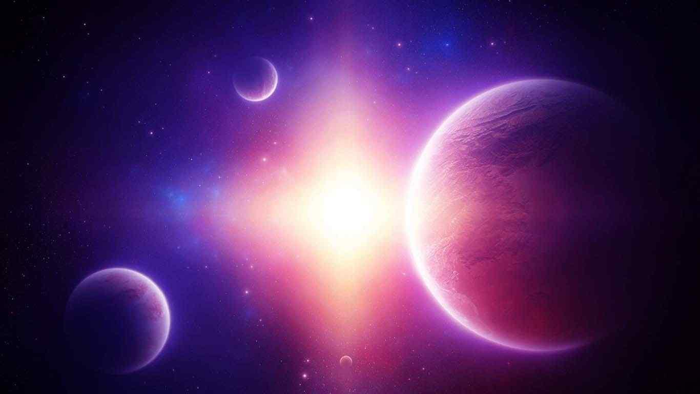 科幻星系_科幻壁纸
