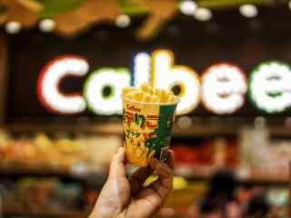 香港美食之文艺卡乐比唯美小吃美食壁纸