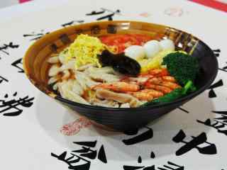 绍兴特色传统美食绍三鲜文艺壁纸