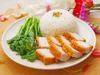 香港特色美食之绝味烧腊高清壁纸下载