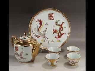 中国茶文化之精美茶具高清桌面壁纸5
