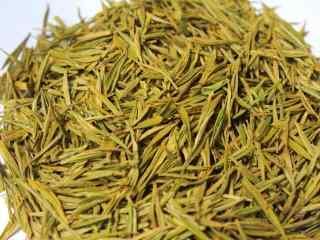 中国茶文化之闷堆黄茶高清桌面壁纸