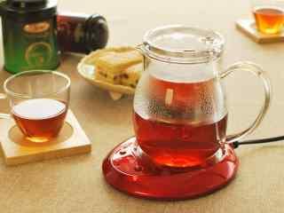 外国茶文化之印度红茶高清电脑壁纸