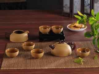 中国茶文化之精美茶具高清桌面壁纸2