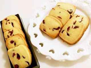饼干蔓越莓饼干桌面壁纸
