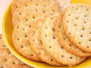 饼干中老年热爱的高钙饼干桌面壁纸