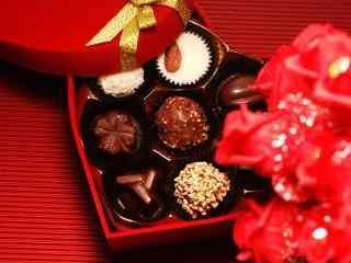 情人节礼物之巧克