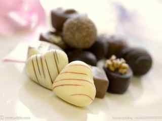 甜蜜情人节巧克力
