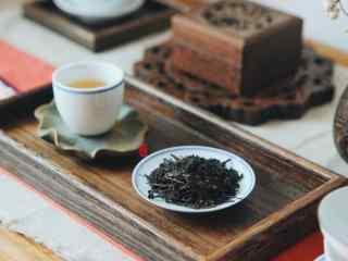 谷雨习俗-喝谷雨茶壁纸