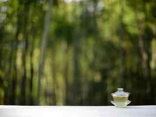 谷雨习俗-谷雨茶唯美壁纸