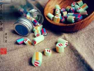 儿童节礼物之糖果图片