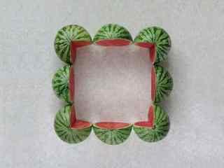 夏日西瓜创意桌面壁纸