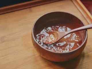 小清新好看的木莲豆腐桌面壁纸