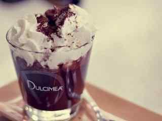 美食冰淇淋高清桌