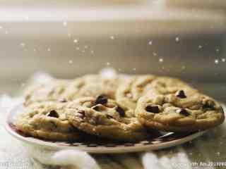 饼干壁纸设计图__