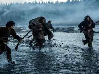 荒野猎人集体逃亡