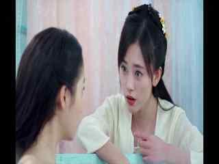 《九州天空城》关晓彤鞠婧祎沐浴剧照图片