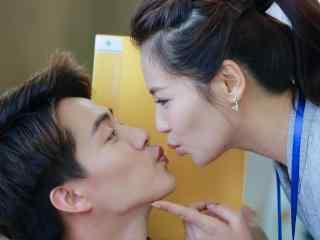 《陶婚记》马天宇与刘涛甜蜜亲吻剧照桌面壁纸下载