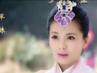 《芈月传》楚国公主芈姝刘涛唯美剧照壁纸