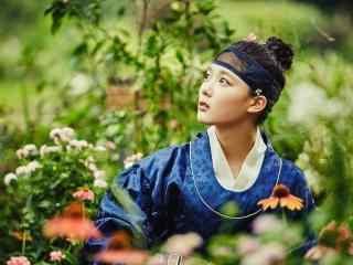 韩剧《云画的月光》剧照图片桌面壁纸
