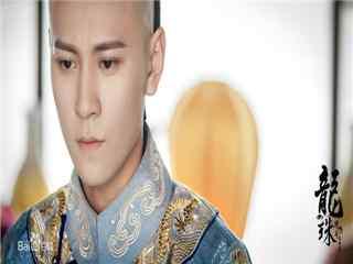 龙珠传奇秦俊杰饰演康熙桌面壁纸