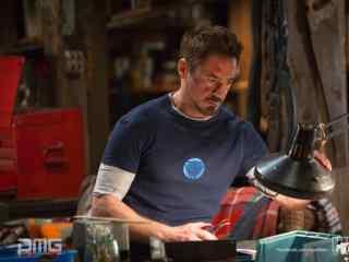 漫威电影之钢铁侠电影片段桌面壁纸