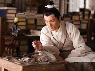 琅琊榜梅长苏扮演者胡歌桌面壁纸
