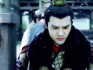 琅琊榜靖王王凯雪中沉思桌面壁纸