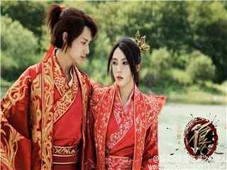 画江湖之不良人李星云和姬如雪结婚桌面壁纸