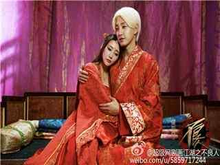 画江湖之不良人陆林轩和张子凡结婚桌面壁纸