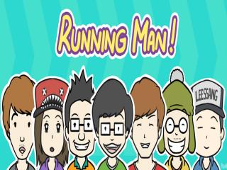 韩国综艺RunningMan可爱萌版桌面壁纸