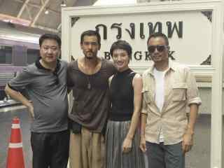 湄公河行动之主创人员高清合照桌面壁纸