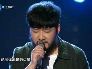 中国新歌声那英战队小二班苏立生桌面壁纸下载