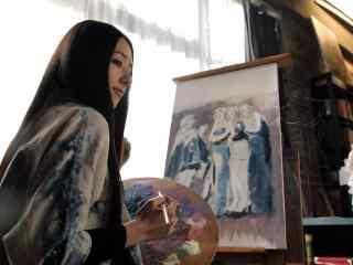 《小时代》南湘人物剧照高清壁纸