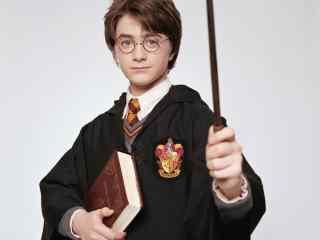 哈利波特电影勇敢的哈利高清桌面壁纸