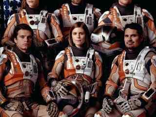 科幻电影火星救援电影剧照高清壁纸
