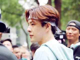 综艺节目看你往哪跑杭州站徐海乔精致侧脸桌面壁纸