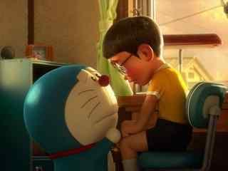 《哆来A梦:伴我同行》催泪电影影视高清壁纸