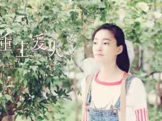 《重生爱人》王丽坤清纯剧照图片