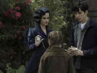 《佩小姐的奇幻城堡》佩里格林与杰克剧照图片