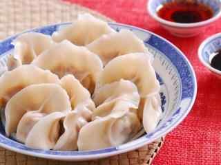 过年吃饺子图片