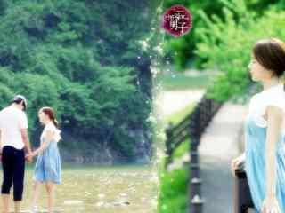 《仁显王后的男人》刘仁娜池贤宇唯美剧照