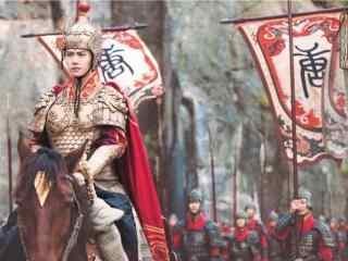 《大唐荣耀》广平王出征图片
