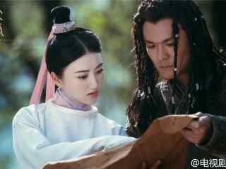 《大唐荣耀》景甜剧照图片桌面壁纸