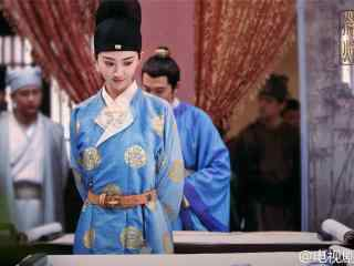 《大唐荣耀》帅气景甜图片壁纸