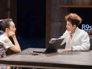 明星大侦探王嘉尔王鸥谈论案件桌面壁纸