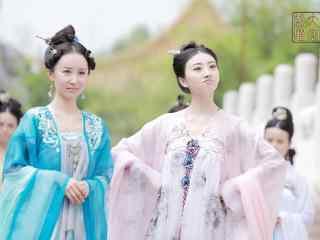 大唐荣耀2珍珠林致姐妹可爱图片