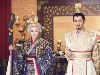 思美人楚怀王和楚国太后剧照图片