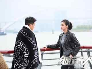 电视剧继承人刘恺威蒋欣拍摄花絮